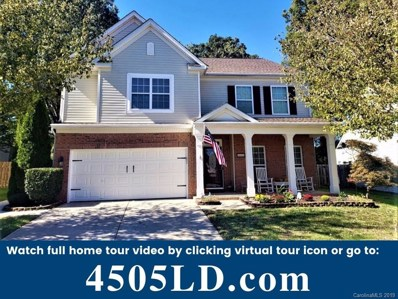 4505 Lawrence Daniel Drive, Matthews, NC 28104 - MLS#: 3564352