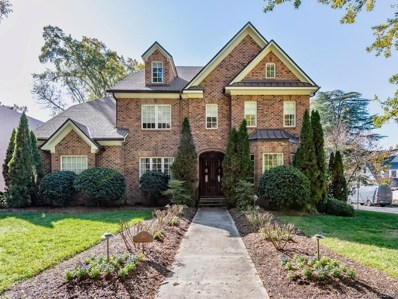 261 Ridgewood Avenue, Charlotte, NC 28209 - MLS#: 3569512