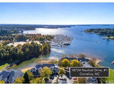 18724 Nautical Drive UNIT 1, Cornelius, NC 28031 - MLS#: 9596593