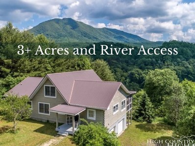 586 Twisted River Drive, Creston, NC 28615 - MLS#: 208750