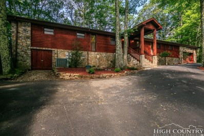 427 St. Andrews Road, Beech Mountain, NC 28604 - MLS#: 209913