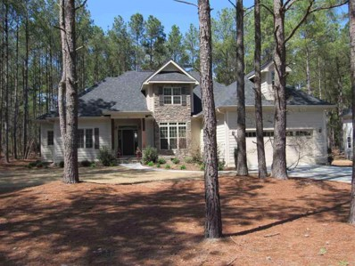 42 Spearhead Drive, Whispering Pines, NC 28327 - MLS#: 181830