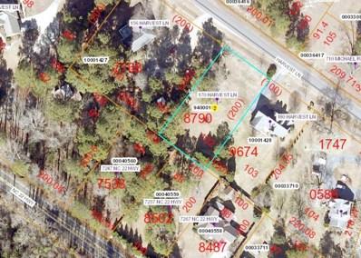 170 Harvest Lane, Carthage, NC 28327 - MLS#: 186317
