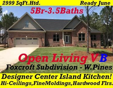 250 Foxcroft Road, Whispering Pines, NC 28327 - MLS#: 186404