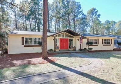 9 Bogie Drive, Whispering Pines, NC 28327 - MLS#: 186429