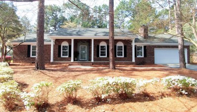 47 Pine Ridge Drive, Whispering Pines, NC 28327 - MLS#: 187537