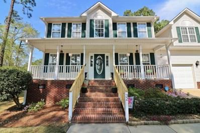 32 Woodbury Lane, Sanford, NC 27332 - MLS#: 187946