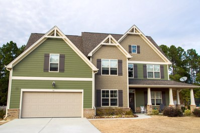 14 Spearhead Drive, Whispering Pines, NC 28327 - MLS#: 187980