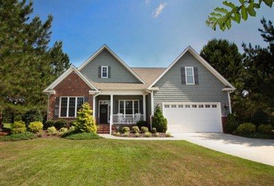 9 New Day Way, Whispering Pines, NC 28327 - MLS#: 189161