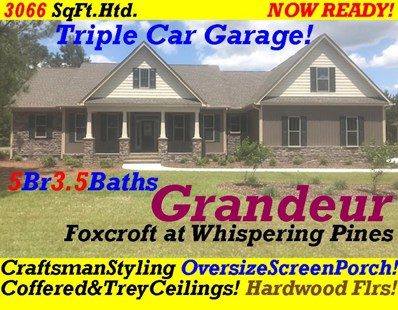 1 New Day Way, Whispering Pines, NC 28327 - MLS#: 189691