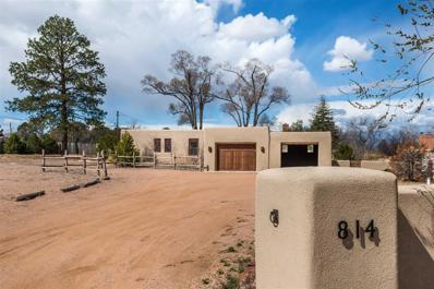 814 Camino Atalaya, Santa Fe, NM 87505 - #: 201901382
