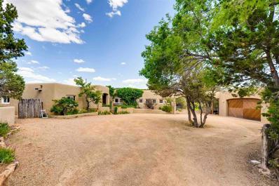 1207 Bishops Lodge Road, Santa Fe, NM 87501 - #: 201902812