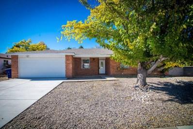 6843 Louisiana Boulevard NE, Albuquerque, NM 87109 - #: 921423