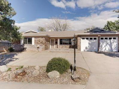 11705 Tivoli Avenue NE, Albuquerque, NM 87111 - #: 934078