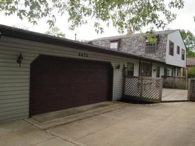 4470 S Memorial Shoreway Drive, Marblehead, OH 43440 - MLS#: 20172415