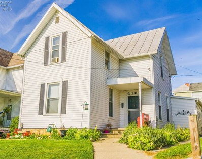 416 High Street, Fremont, OH 43420 - MLS#: 20174839