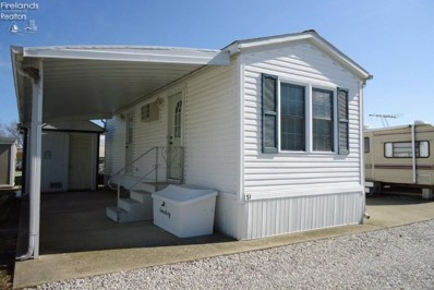 1220 W Richey  #42, 51, 52 Road, Port Clinton, OH 43452 - MLS#: 20180954