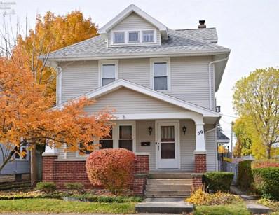 59 Boehler Street, Tiffin, OH 44883 - MLS#: 20185420