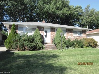 14065 Janice Dr, Maple Heights, OH 44137 - MLS#: 3807481