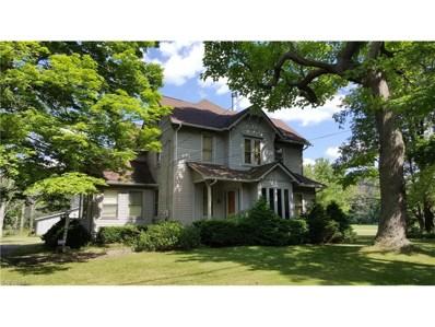 547 Warner Rd Rd, Brookfield, OH 44403 - MLS#: 3822095