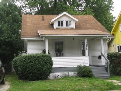 1159 Dietz Ave, Akron, OH 44301 - MLS#: 3837055