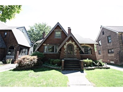 17513 Laverne Ave, Cleveland, OH 44135 - MLS#: 3838685