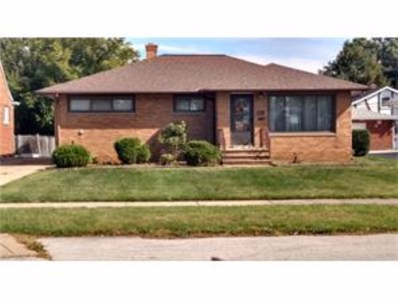 5611 Briarcliff Dr, Garfield Heights, OH 44125 - MLS#: 3857390