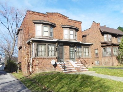 3235 Sycamore Rd, Cleveland Heights, OH 44118 - MLS#: 3864417