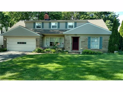 23897 Wimbledon Rd, Shaker Heights, OH 44122 - MLS#: 3876346