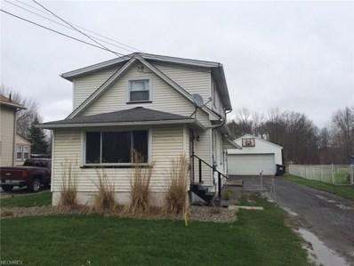 261 N Salem Warren Rd, North Jackson, OH 44451 - MLS#: 3891176