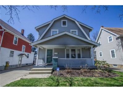 1362 Wilbur Ave, Akron, OH 44301 - MLS#: 3893211