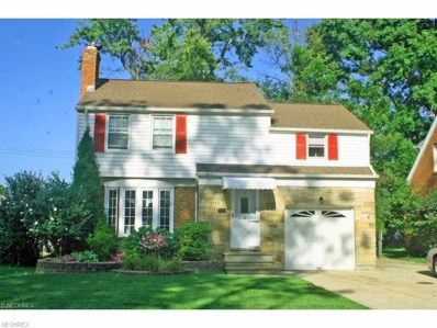 1766 Longwood Dr, Mayfield Heights, OH 44124 - MLS#: 3894742