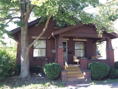 1417 13th St NORTHWEST, Canton, OH 44703 - MLS#: 3899130