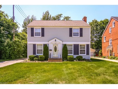 3726 Townley Rd, Shaker Heights, OH 44122 - MLS#: 3901054