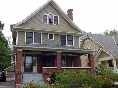 11120 Ashbury Ave, Cleveland, OH 44106 - MLS#: 3905566