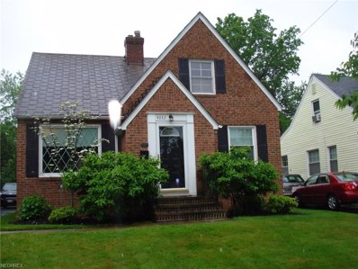 4032 Ardmore Rd, Cleveland Heights, OH 44121 - MLS#: 3906753