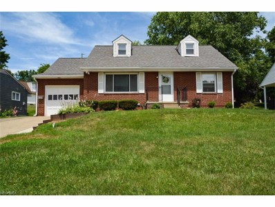 1344 Dunkeith Dr, Canton, OH 44708 - MLS#: 3908032