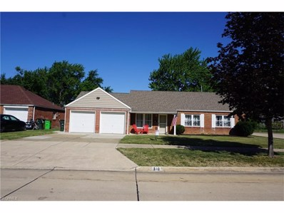 510 Birch Ave, Euclid, OH 44132 - MLS#: 3912639