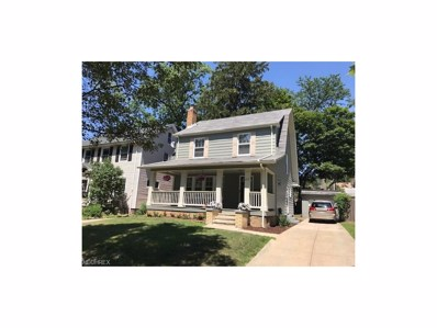 1837 Cumberland Rd, Cleveland Heights, OH 44118 - MLS#: 3918731