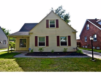 6700 Beresford Ave, Parma Heights, OH 44130 - MLS#: 3919908