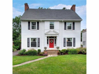 3684 Traver Rd, Shaker Heights, OH 44122 - MLS#: 3921255