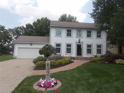 692 Thelma Dr, Wadsworth, OH 44281 - MLS#: 3924270