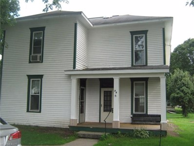 74 4th St, Frazeysburg, OH 43822 - MLS#: 3925221
