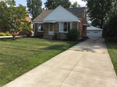 5950 Mayland Ave, Mayfield Heights, OH 44124 - MLS#: 3927119