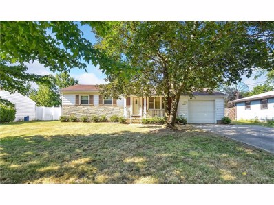 1738 Laurie Dr, Youngstown, OH 44511 - MLS#: 3927483