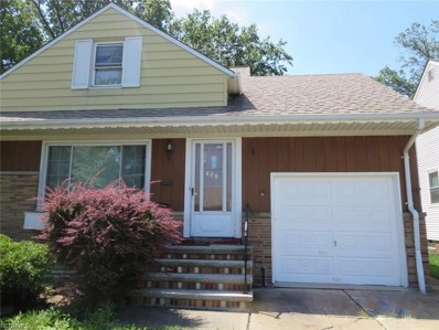 408 Halle Dr, Euclid, OH 44132 - MLS#: 3927840