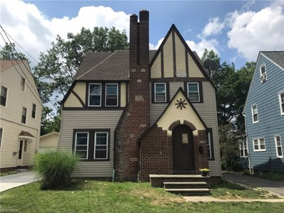 3536 Northcliffe Rd, Cleveland Heights, OH 44118 - #: 3928217