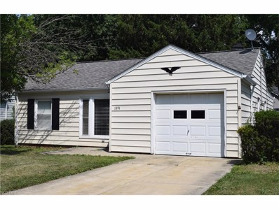 1391 Eastwood Ave, Mayfield Heights, OH 44124 - MLS#: 3928571