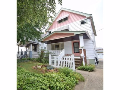 4300 W 21 St, Cleveland, OH 44109 - MLS#: 3928777