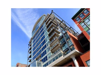 701 W Lakeside Ave UNIT 705, Cleveland, OH 44113 - MLS#: 3929290
